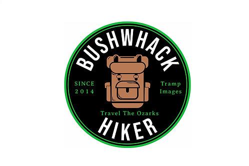 Travel The Ozarks T-Shirt - Bushwack Hiker