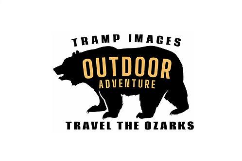 Travel The Ozarks T-Shirt - Bear