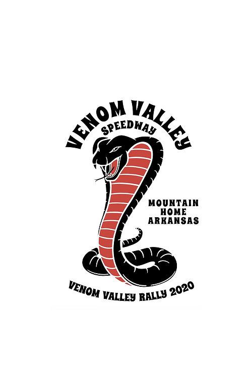 Venom Valley  Speedway  T-Shirt