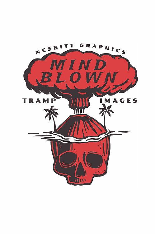 Mind Blown -  Poster