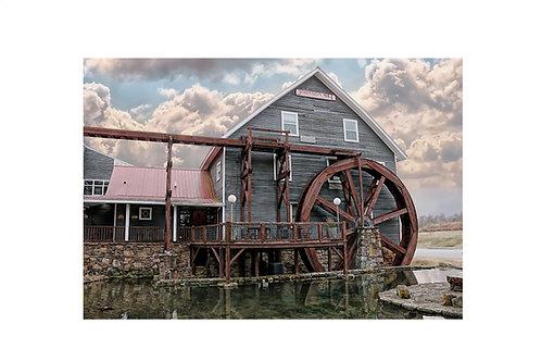 Johnson Mill - Print