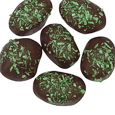 Marzipan Covered in Dark Chocolate