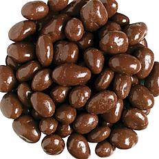 Raisins Covered in Milk Chocolate