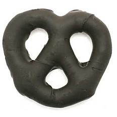 Pretzel Covered in Dark Chocolate