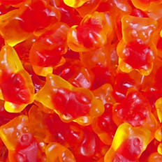 Gummy Jelly Filled Bears