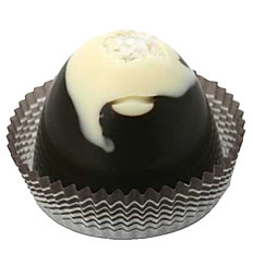 Salted Caramel Dark Chocolate Truffle