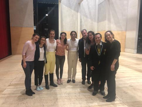 L'elisir d'amore, Maifestspiele 2018
