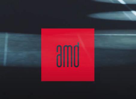 AMD . Next 2020 . Abschlussshow der Bachelor Absolventen