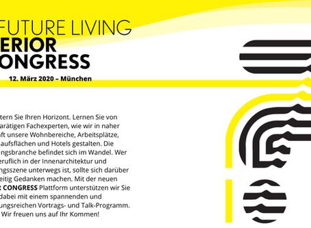 The Future of Living . Congress 2020 . München
