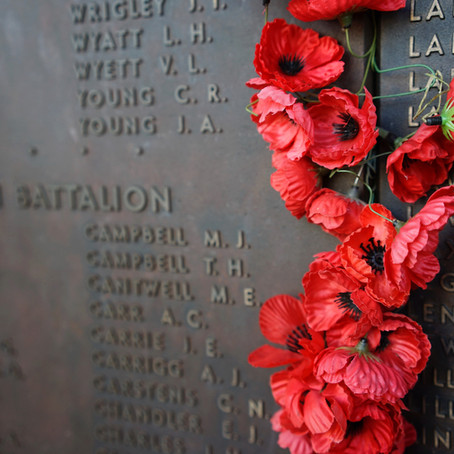 ANZAC Day and what it means to me