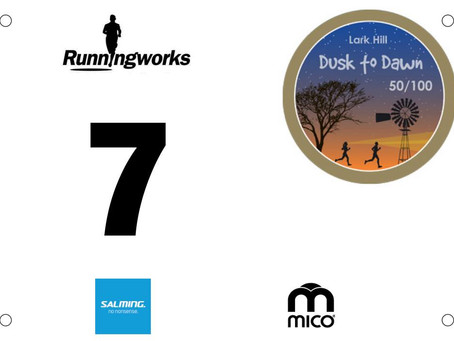 Event Recap - Runningworks Lark Hill Ultra - Dusk 'til Dawn
