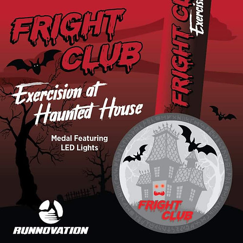 Fright Club- Exercision at Haunted House