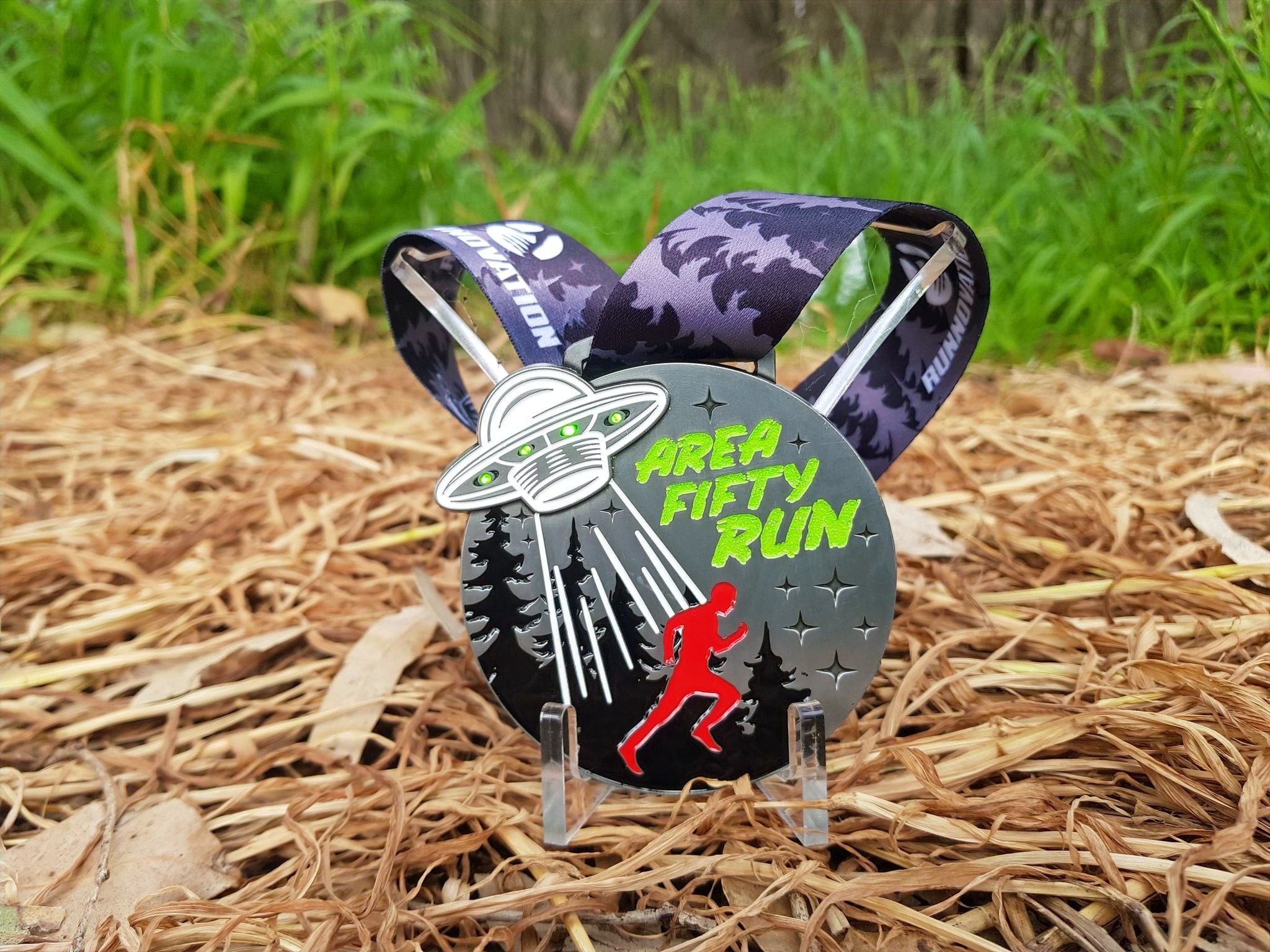 runnovation event medal