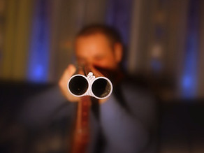 Can I Shoot? Will I Shoot? - By Ronald Andring, Sr.