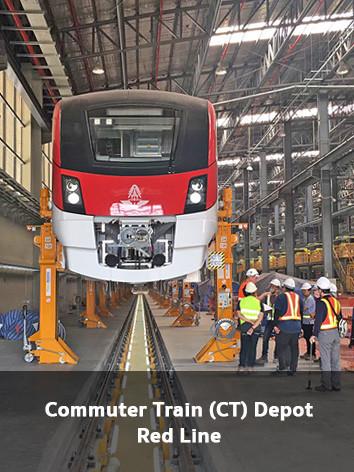 Commuter Train (CT) Depot Equipment