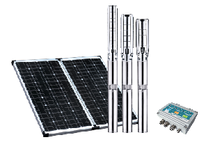 Submersible Solar Pump