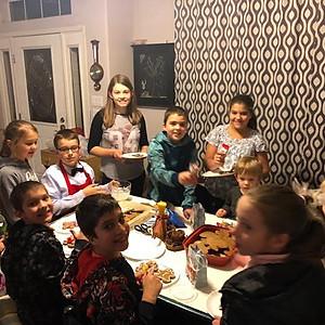 St. Nicholas kids party