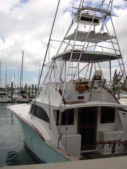 Jumanji Deep Sea Sport Fishing Boat