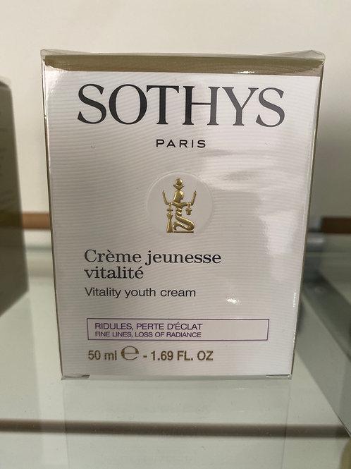 Crème jeunesse vitalité