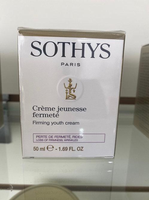 Crème jeunesse fermeté