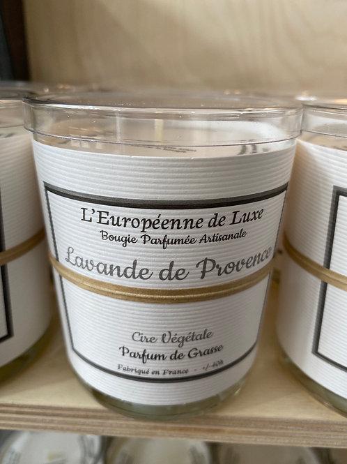 Bougie parfumée Lavande Provence