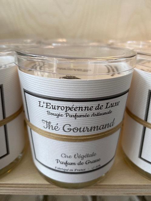 Bougie parfumée Thé gourmand