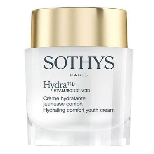 Crème hydratante jeunesse Confort