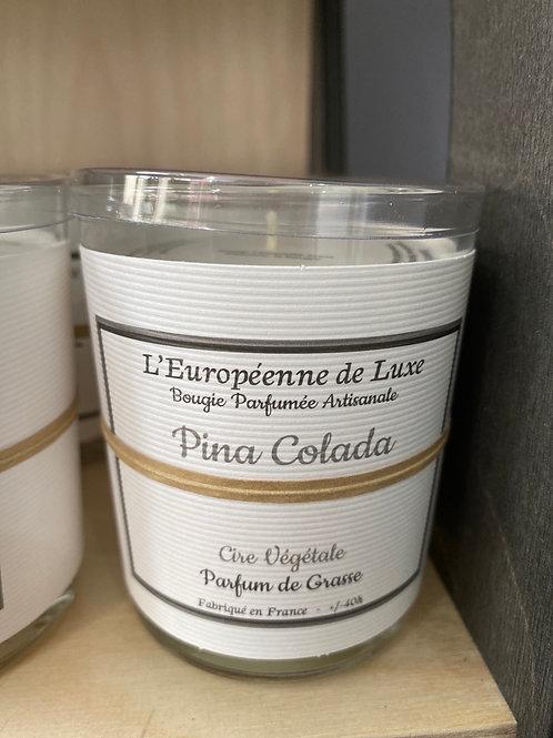 Bougie parfumée Pina Colada