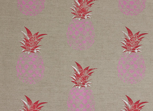 "Pineapples - ""Barneby Gate Fabric Collection"""