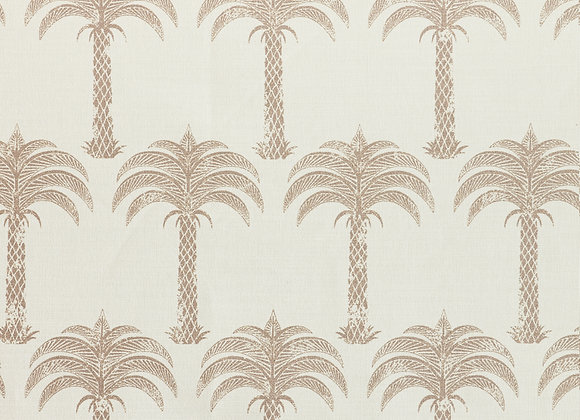 "Marrakech Palm - ""Barneby Gate Fabric Collection"""