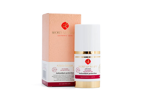 "Cold Cream ""Antioxidant Protection"""