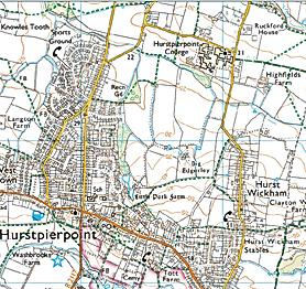 leafletsdistribtuion Sussex, Hurstpierpoint