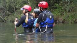 Adventure guide training