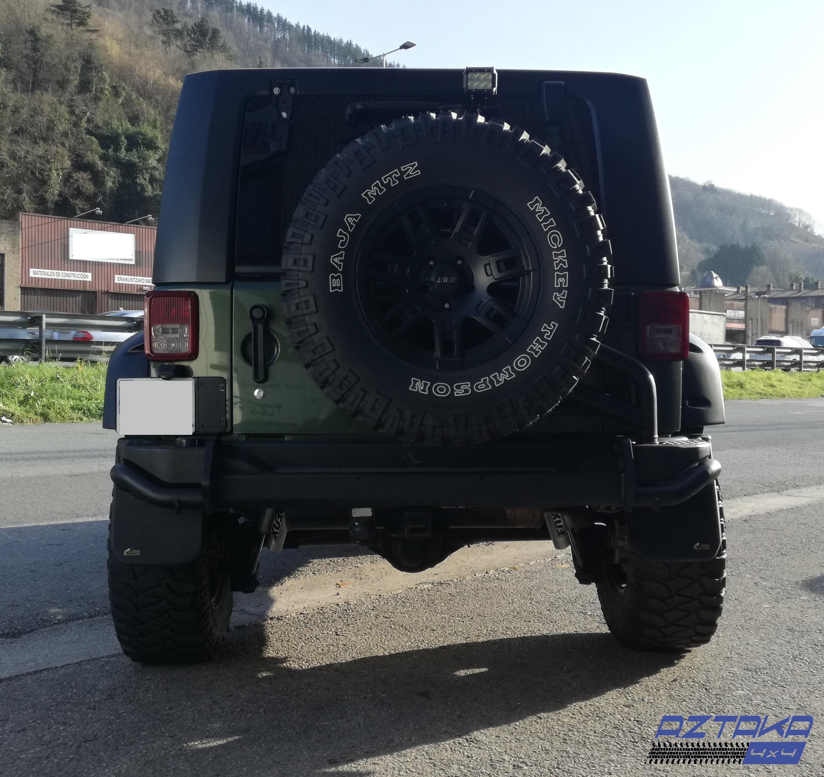 Jeep - luces