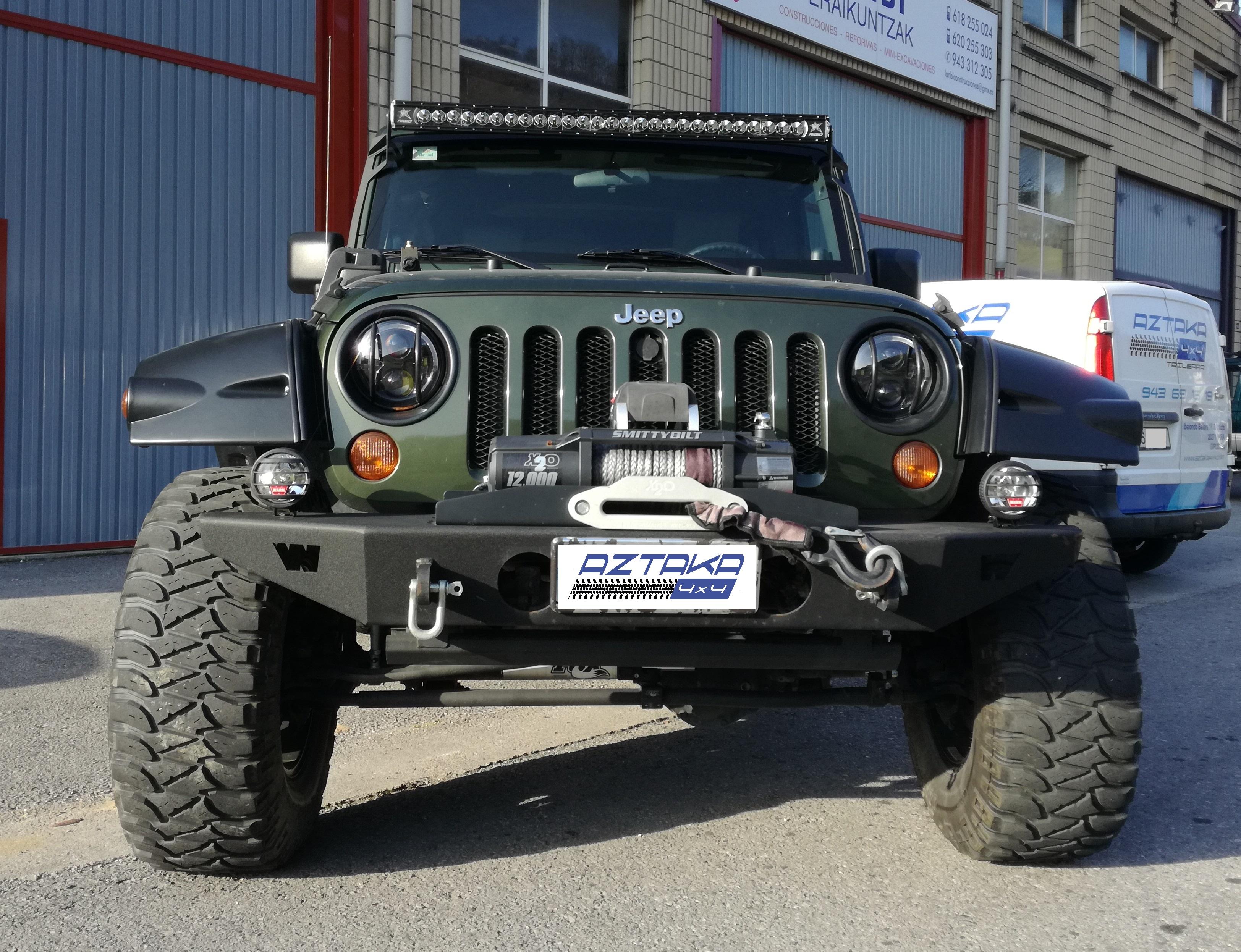Jeep - que no falte la luz