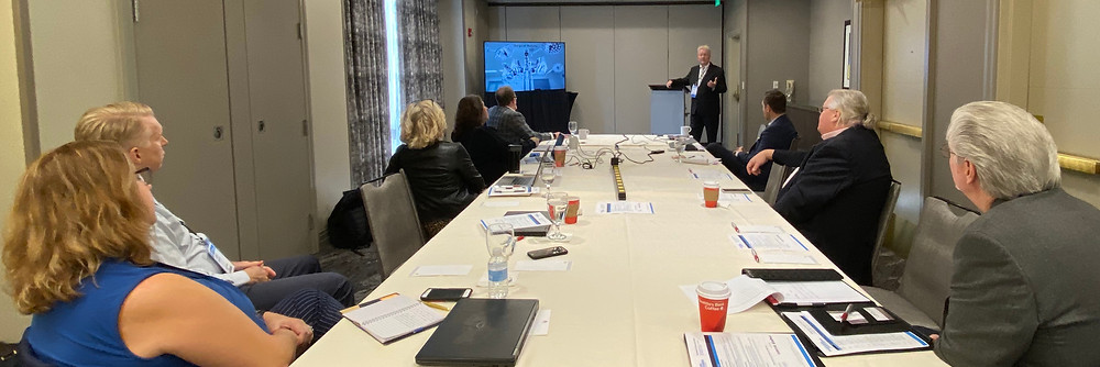 Richard Staynings, Chief Security Strategist with Cylera kicks off the Southwest Executive Security Round-Table in Houston with a morning keynote on 'Patient Safety in the Era of Healthcare IoT'.