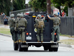 Suspect Arrested after 6-hour Standoff