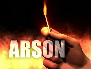 El Segundo Arson Arrested