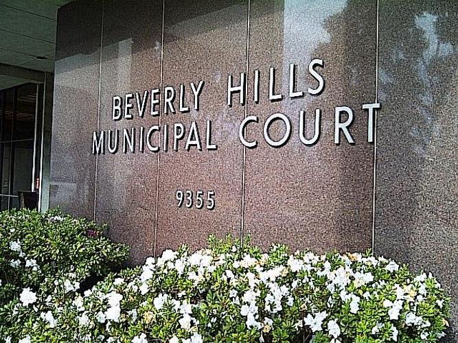 beverly hills superior court