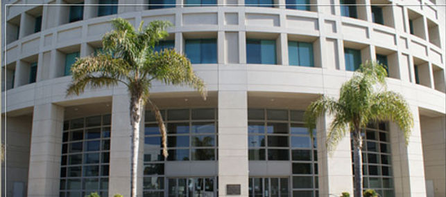 LAX Courthouse - bail bonds in hawthorne ca