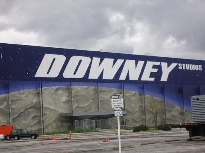 city of downey california