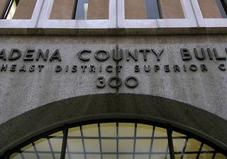 bail bonds in pasadena ca - pasadena courthouse