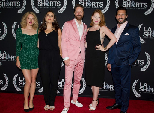 Lady Parts at LA Shorts