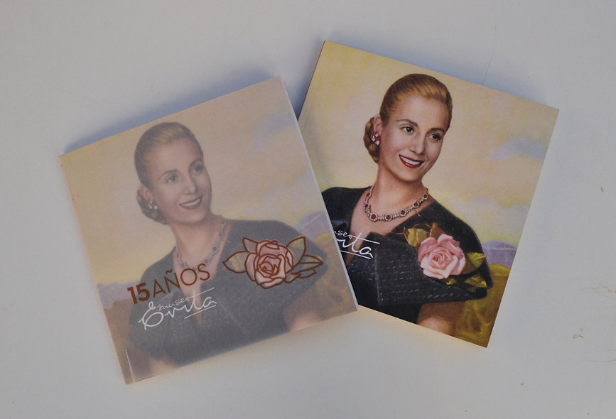 Catálogo Museo Evita - 15 años