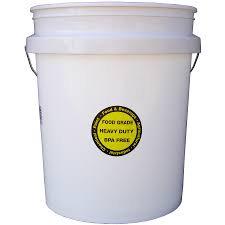 Carry Bucket (5 Gallon, Food Grade)