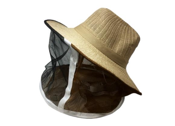 Cowboy Hat Bee Veil