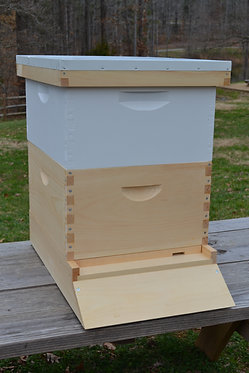 8-Frame Deep (Deluxe) Hive Kit