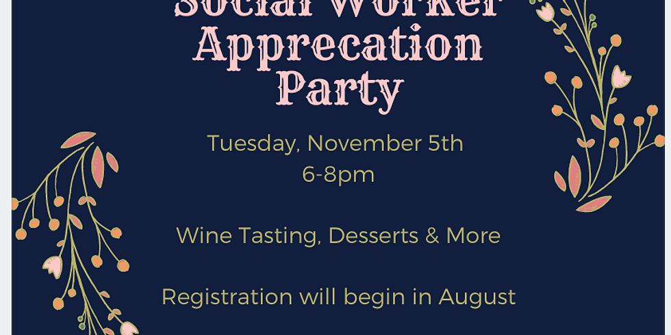Social Worker Appreciation Event