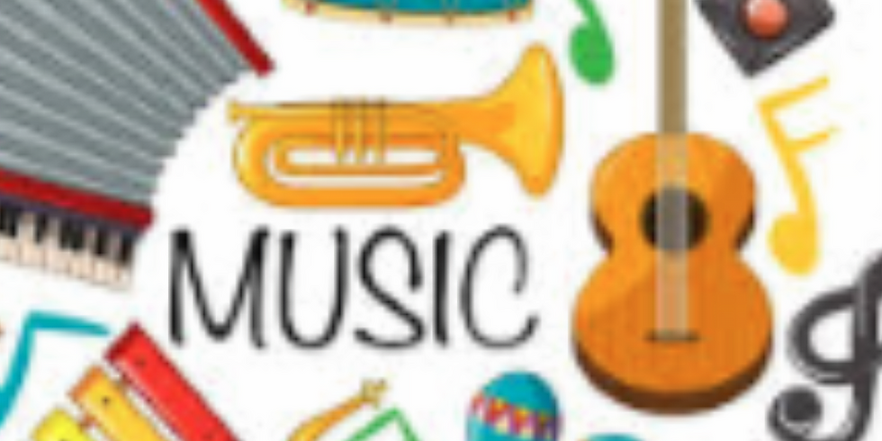 Collection of  Musical Instruments, Cards & Holiday Cards