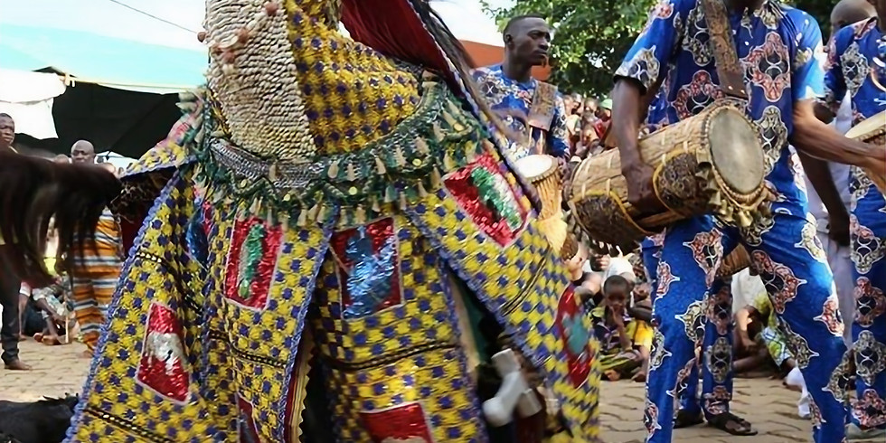 August 15, 2020 - Yam Festival in Savalou